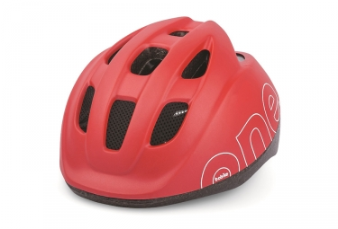 Casco Bobike One Rouge