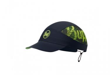 casquette running buff r flash logo noir vert