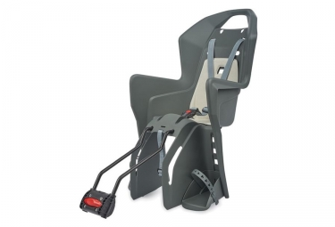 Polisport Koolah 29'' Rear Baby Seat Grey Cream