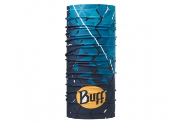 tour de cou buff high uv helix ocean bleu