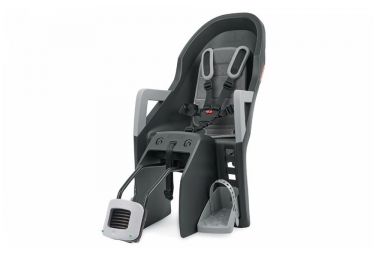 Porte Bébé Inclinable Polisport Guppy RS Gris
