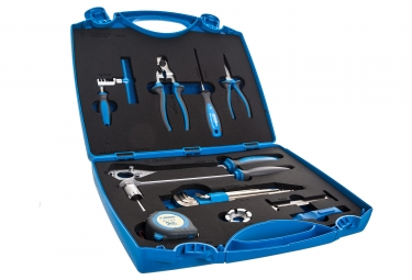 Mallette a outils unior kit pro route 19 outils
