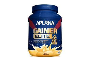 Apurna boisson proteinee gainer elite vanille 1100g