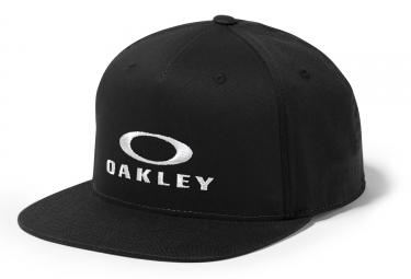 casquette flexfit oakley sliver 110 noir