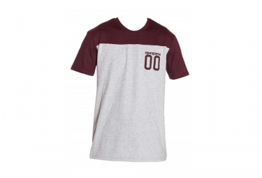 t shirt demolition 00 jersey rouge m