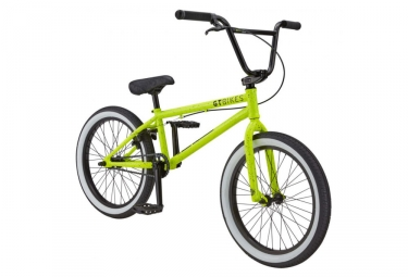 BMX Freestyle GT Performer 20.5'' Neon yellow  2017
