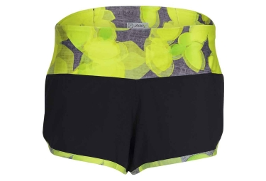 ZOOT PCH 3 '' Running Short Black Yellow