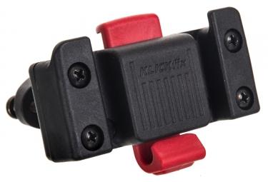 Klickfix Caddy Basket Mount Adapter Black