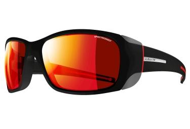 lunettes julbo monterosa spectron 3cf noir rouge