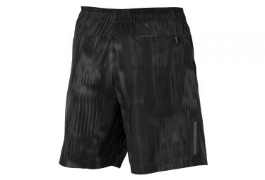 Short ASICS FuzeX 18cm Noir