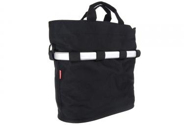 Klickfix Bikebasket Oval S Handlebag Bag Black
