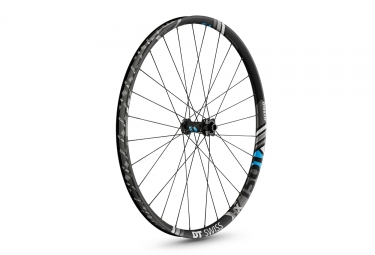 roue avant dt swiss hybrid hx1501 spline one 27 5 30mm boost 15x110mm 2018
