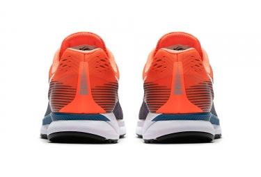nike air zoom pegasus 34 orange bleu homme 46