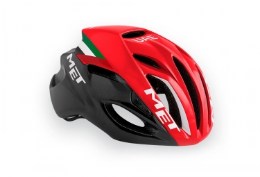 casque met rivale team uae rouge noir l 59 62 cm