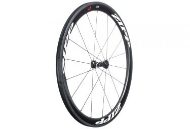 zipp roue avant zipp 303 firecrest 77 pneu stickers blanc