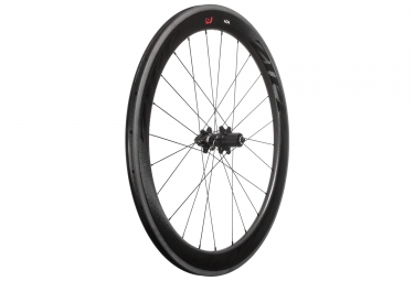 Rear Wheel ZIPP 404 Firecrest Carbon Clincher - Shimano/Sram 10/11s - White Decals