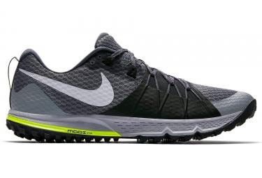 Zapatillas Nike Zoom Wildhorse 4 para Hombre Gris Gris