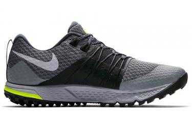 Chaussures de Trail Nike Zoom Wildhorse 4 Gris / Gris