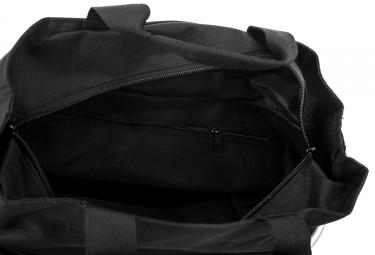 Sacoche Klickfix Bikebasket Oval S Dots Noir Multicouleur