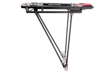 Klickfix GTA Pletscher Dual Rear Rack 26 - 27.5'' Black