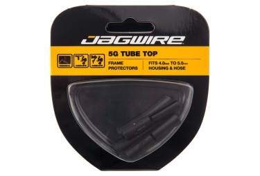 Jagwire 5G Top Tube Protective Black 4x