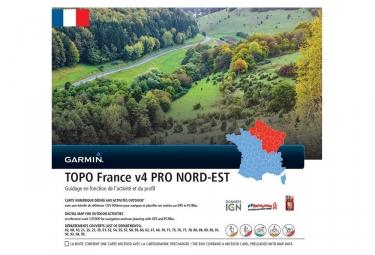 garmin topo france v4 pro nord est micro sd