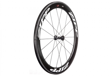roue avant zipp 404 firecrest 77 v3 carbone a pneu stickers blanc