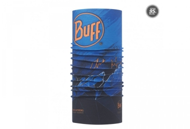 tour de cou buff high uv anton blue ink bleu orange