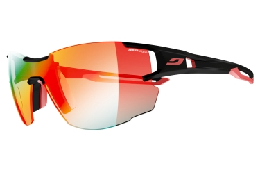 Julbo AeroLite Zebra LF Women's Glasses Black - Red
