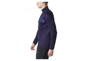 Veste Thermique adidas cycling Warmtefront Bleu