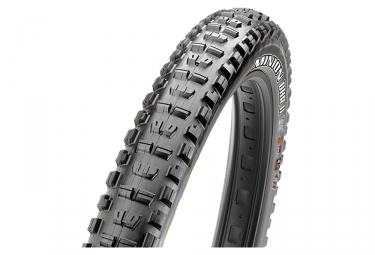 Pneu maxxis minion dhr ii 29 plus tubeless ready souple dual compound exo protection