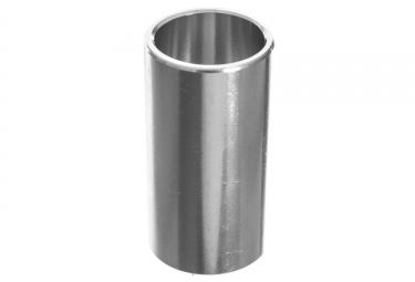 boitier de pedalier merritt mid argent 22 mm