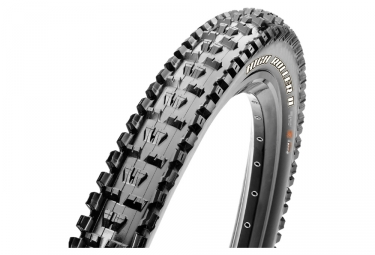 Pneu maxxis high roller ii 27 5 tubeless ready souple dual compound exo protection 2