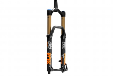 fourche fox racing shox 36 float factory fit hi low comp 27 5 15x100 noir 2018 160