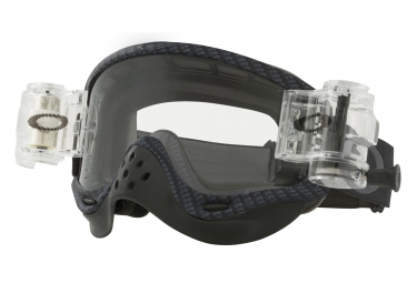 masque oakley o frame mx carbone rolloff transparent oo7029 39