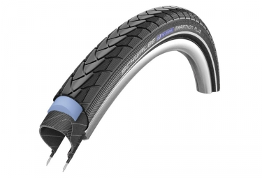 Pneu schwalbe marathon plus 700 mm tubetype rigide twinskin smartguard endurance compound e bike 50 38 mm