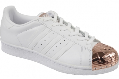 Adidas superstar metal toe w by2882 blanc 37 1 3