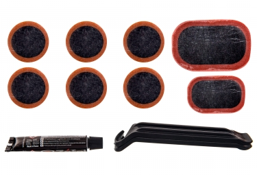ZEFAL Repair Kit 8 patches + 2 tyres levers