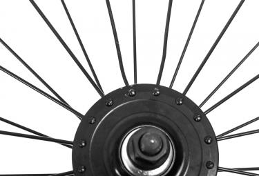 produit reconditionne roue avant focale 44 fullmoon noir
