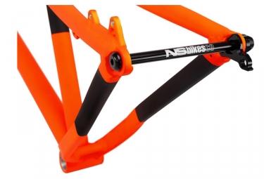 kit cadre ns bikes 2016 eccentric djambo 27 5 orange m 167 177 cm