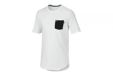 t shirt oakley 365 blanc m