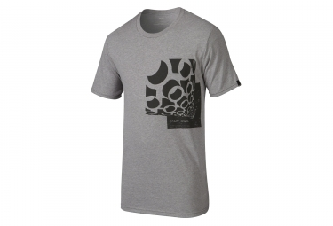 t shirt oakley tri side grip gris xl