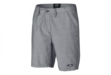 short oakley oxford gris 32