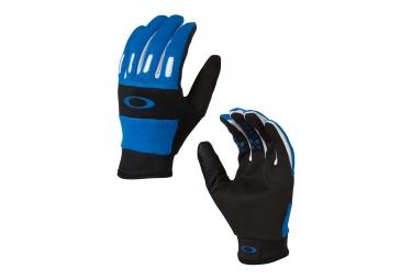 Gants oakley factory 2 0 bleu xl