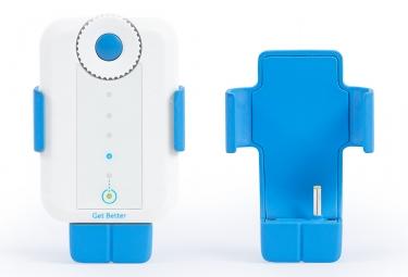 Clip sans Fil Bluetens 2 Electrodes surf et 1 Papillon
