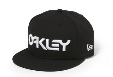 Casquette oakley mark ii novelty noir