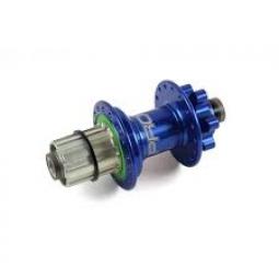 hope moyeu arriere pro4 bleu 12x142mm stand crl acier
