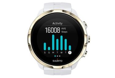 suunto montre gps spartan sport wrist hr gold cardio integre