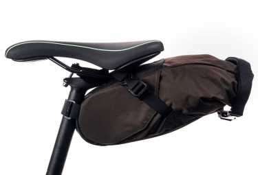 Sacoche de Selle Fairweather Small Marron