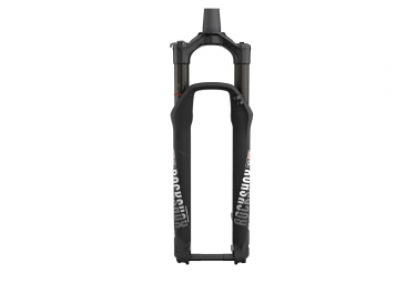 fourche rockshox sid rlc 27 5 solo air conique 15x100mm oneloc noir 2018 100